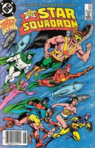 All-Star Squadron 1981 - 1987 #60