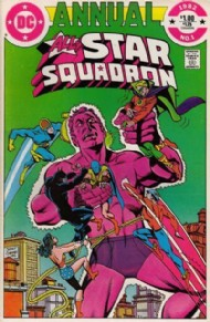 All-Star Squadron Annual 1982 #1