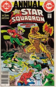 All-Star Squadron Annual 1982 #2