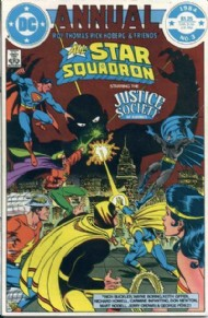 All-Star Squadron Annual 1982 #3