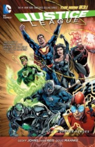 Justice League (2nd Series): Forever Heroes 2014 #5