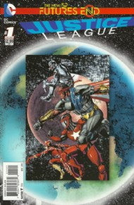 Justice League (2nd Series): Futures End 2014 #1