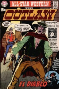 All-Star Western (2nd Series) 1970 - 1972 #2