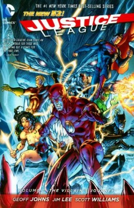 Justice League (2nd Series): the Villain's Journey #2