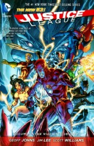 Justice League (2nd Series): the Villain's Journey 2013 #2
