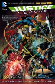 Justice League (2nd Series): Throne of Atlantis 2013 #3