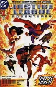 Justice League Adventures 2002 - 2004 #1