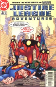Justice League Adventures 2002 - 2004 #3
