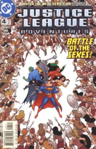 Justice League Adventures 2002 - 2004 #4