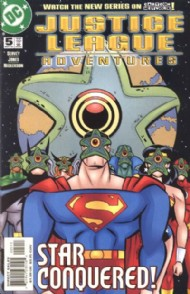 Justice League Adventures 2002 - 2004 #5