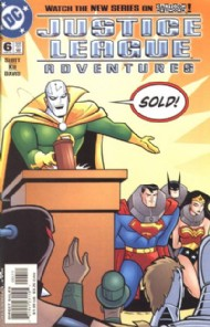 Justice League Adventures 2002 - 2004 #6