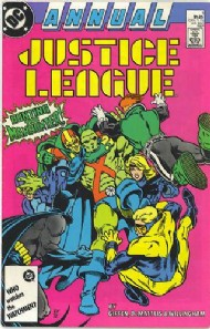 Justice League Annual 1987 #1
