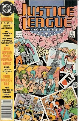 Justice League Annual #3