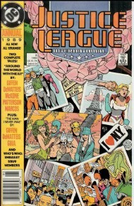 Justice League Annual 1987 #3