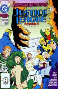 Justice League Annual 1987 #5