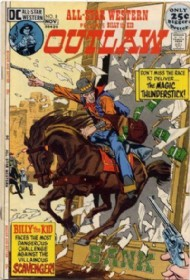 All-Star Western (2nd Series) 1970 - 1972 #8