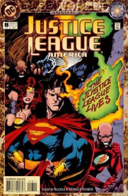 Justice League Annual #8