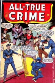 All-True Crime Cases 1948 - 1952 #28