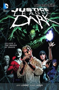 Justice League Dark: the Books of Magic 2013 #2