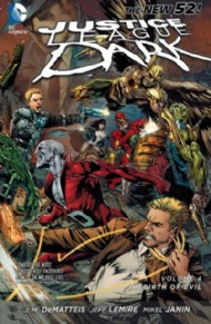 Justice League Dark: the Rebirth of Evil 2014 #4