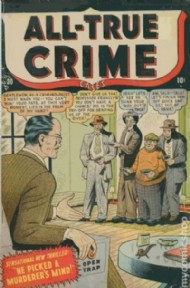 All-True Crime Cases 1948 - 1952 #30