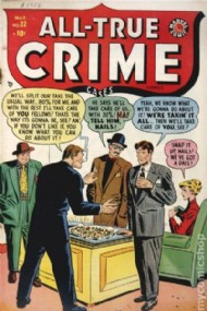 All-True Crime Cases 1948 - 1952 #32