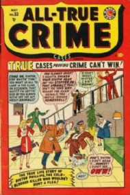 All-True Crime Cases 1948 - 1952 #33