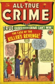 All-True Crime Cases 1948 - 1952 #34