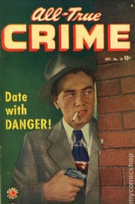 All-True Crime Cases 1948 - 1952 #35