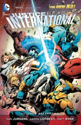 Justice League International: Breakdown #2
