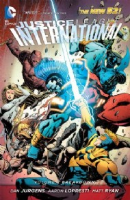 Justice League International: Breakdown 2012 #2