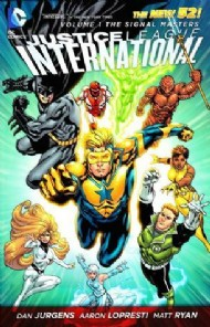 Justice League International: the Signal Masters 2012 #1