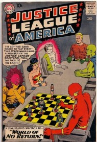 Justice League of America  (1st Series) 1960 - 1987 #1
