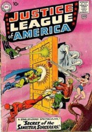 Justice League of America  (1st Series) 1960 - 1987 #2