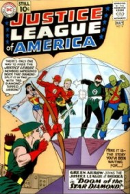 Justice League of America  (1st Series) 1960 - 1987 #4