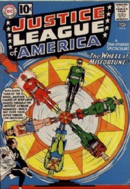 Justice League of America  (1st Series) 1960 - 1987 #6