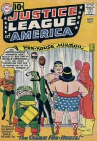 Justice League of America  (1st Series) 1960 - 1987 #7