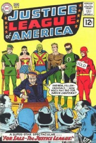Justice League of America  (1st Series) 1960 - 1987 #8