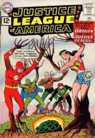 Justice League of America  (1st Series) 1960 - 1987 #9