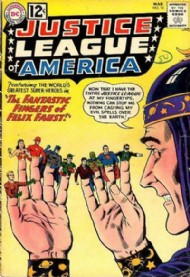 Justice League of America  (1st Series) 1960 - 1987 #10