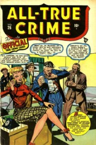 All-True Crime Cases 1948 - 1952 #26