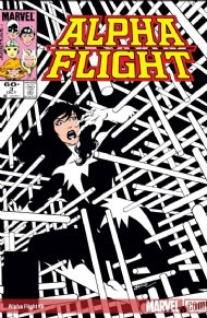 Alpha Flight (1st Series) 1983 - 1994 #3