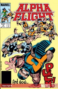Alpha Flight (1st Series) 1983 - 1994 #5