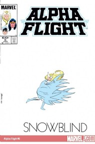 Alpha Flight (1st Series) 1983 - 1994 #6