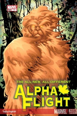 Alpha Flight (1st Series) #7