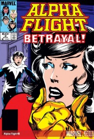 Alpha Flight (1st Series) 1983 - 1994 #8