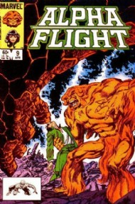 Alpha Flight (1st Series) 1983 - 1994 #9
