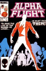 Alpha Flight (1st Series) 1983 - 1994 #11