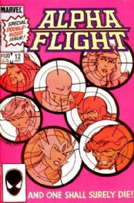 Alpha Flight (1st Series) 1983 - 1994 #12