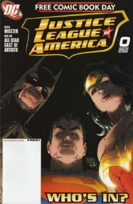 Justice League of America (2nd Series)